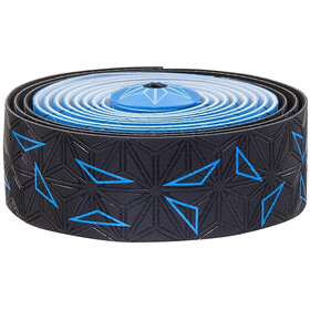 Supacaz Super Sticky Kush Handelbar Tape blue/black